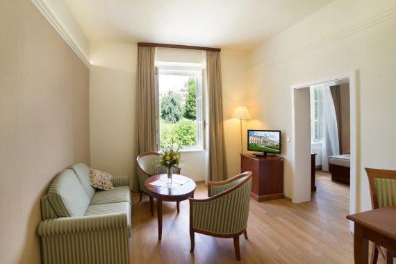 PREMIUM Suite 40m2 - park